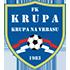 FK Krupa logo