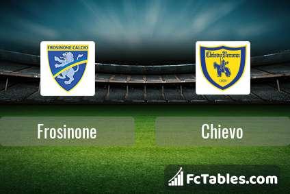 Podgląd zdjęcia Frosinone - Chievo Werona