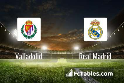 Preview image Valladolid - Real Madrid