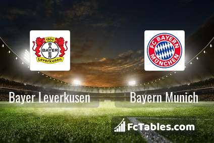 Anteprima della foto Bayer Leverkusen - Bayern Munich