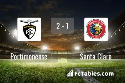 Preview image Portimonense - Santa Clara