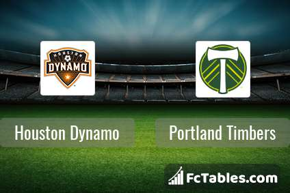 Preview image Houston Dynamo - Portland Timbers
