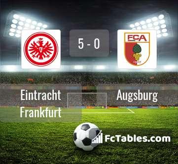 Preview image Eintracht Frankfurt - Augsburg