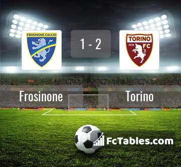 Preview image Frosinone - Torino