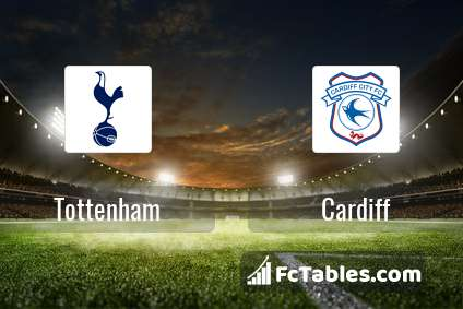 Preview image Tottenham - Cardiff