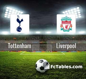 Preview image Tottenham - Liverpool