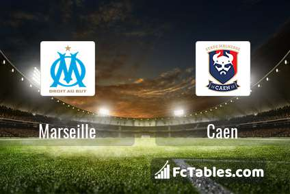 Preview image Marseille - Caen