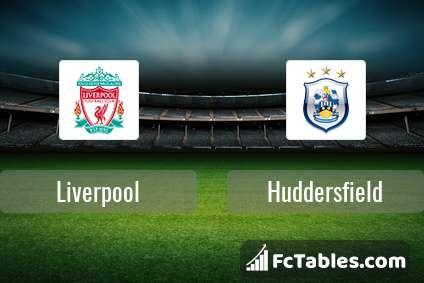 Anteprima della foto Liverpool - Huddersfield Town