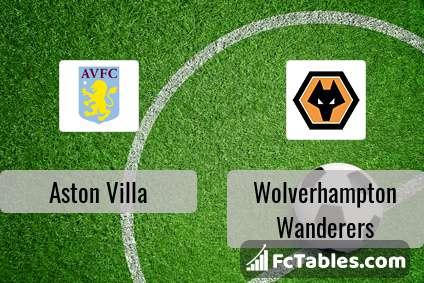Preview image Aston Villa - Wolverhampton Wanderers