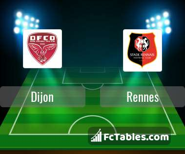 Preview image Dijon - Rennes