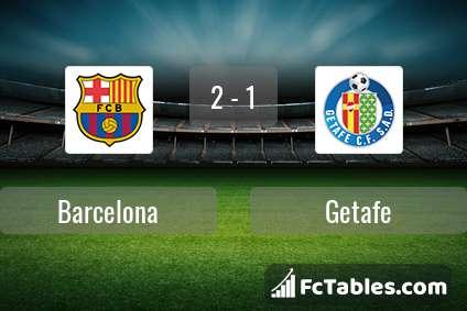 Preview image Barcelona - Getafe