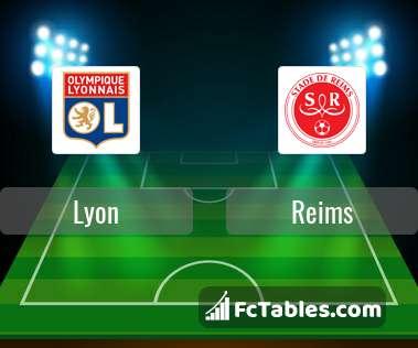 Preview image Lyon - Reims