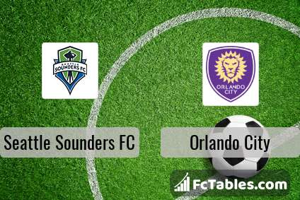 Preview image Seattle Sounders FC - Orlando City