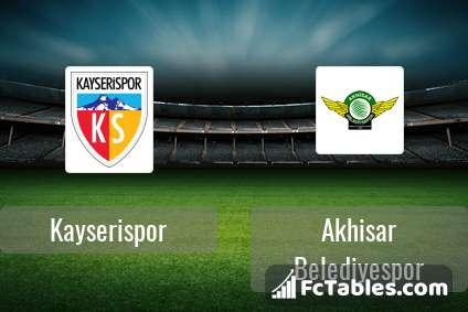 Preview image Kayserispor - Akhisar Belediyespor