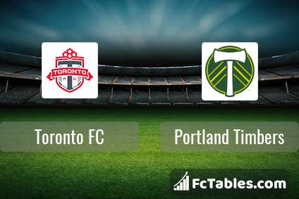 Preview image Toronto FC - Portland Timbers