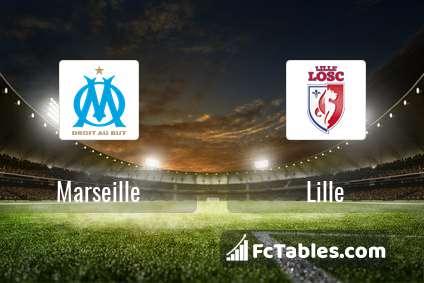 Podgląd zdjęcia Olympique Marsylia - Lille
