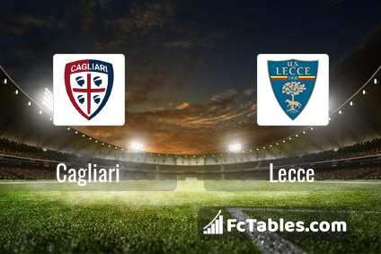 Preview image Cagliari - Lecce
