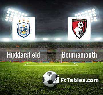 Preview image Huddersfield - Bournemouth