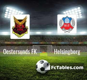 Preview image Oestersunds FK - Helsingborg