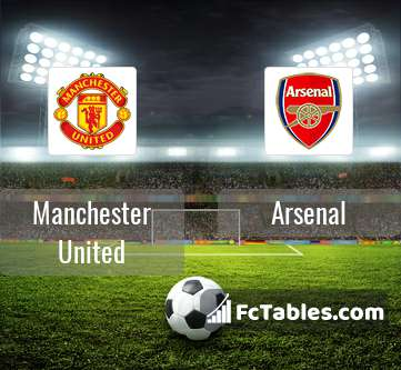 Preview image Manchester United - Arsenal