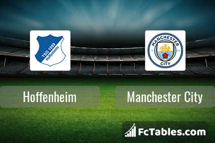 Preview image Hoffenheim - Manchester City