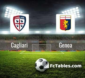 Preview image Cagliari - Genoa