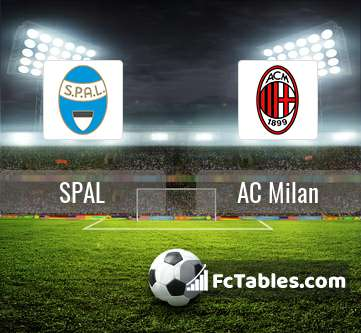 Preview image SPAL - AC Milan