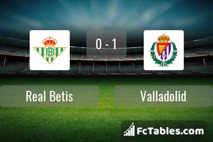 Preview image Real Betis - Valladolid