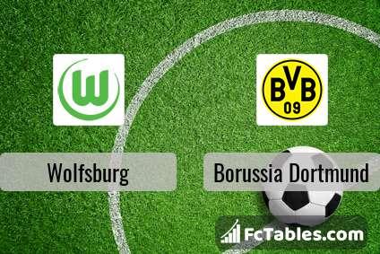 Preview image Wolfsburg - Borussia Dortmund