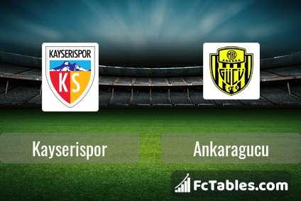 Podgląd zdjęcia Kayserispor - Ankaragucu