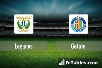 Preview image Leganes - Getafe