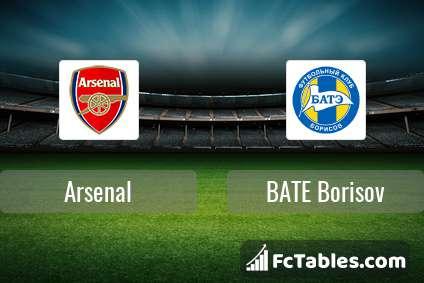 Anteprima della foto Arsenal - BATE Borisov