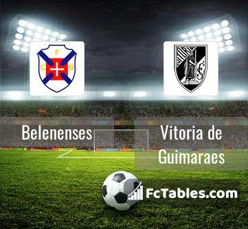 Anteprima della foto Belenenses - Vitoria de Guimaraes