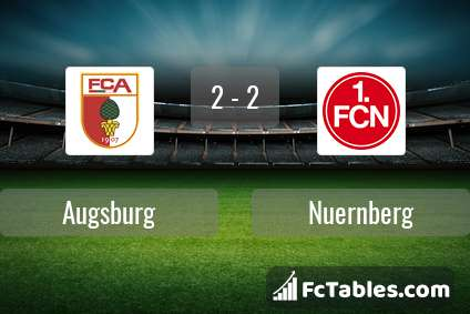 Preview image Augsburg - Nuernberg