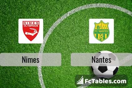 Preview image Nimes - Nantes