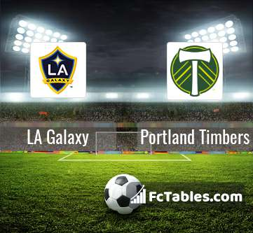 Preview image LA Galaxy - Portland Timbers