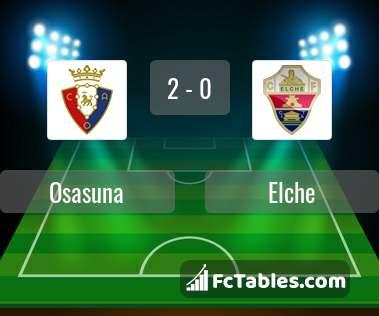 Preview image Osasuna - Elche