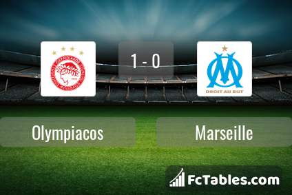 Preview image Olympiacos - Marseille