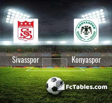 Preview image Sivasspor - Konyaspor