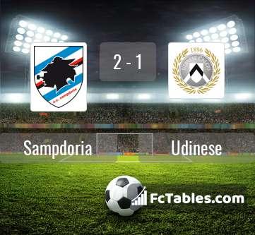 Podgląd zdjęcia Sampdoria - Udinese