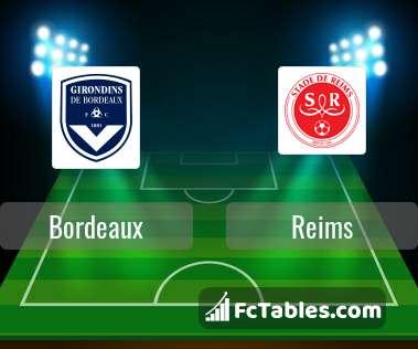 Preview image Bordeaux - Reims