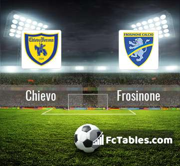 Podgląd zdjęcia Chievo Werona - Frosinone
