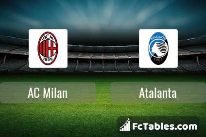 Preview image AC Milan - Atalanta