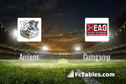 Preview image Amiens - Guingamp