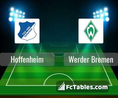 Anteprima della foto Hoffenheim - Werder Bremen