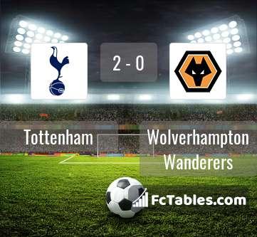 Preview image Tottenham - Wolverhampton Wanderers