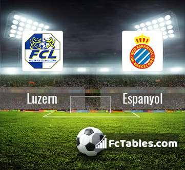 Preview image Luzern - Espanyol