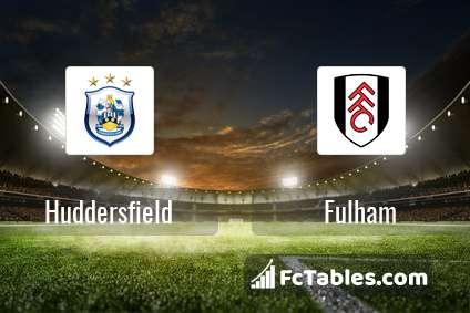 Anteprima della foto Huddersfield Town - Fulham