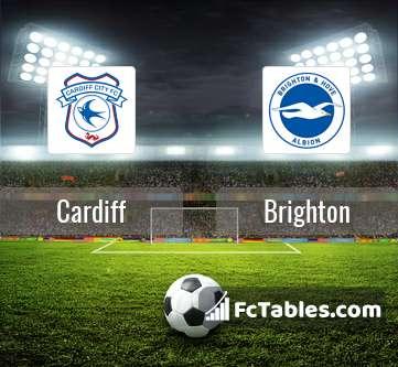 Anteprima della foto Cardiff City - Brighton & Hove Albion