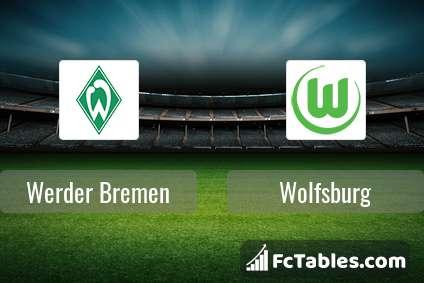 Preview image Werder Bremen - Wolfsburg